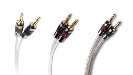 QED cables set 1